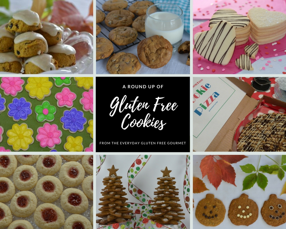A Round Up of Gluten Free Cookies
