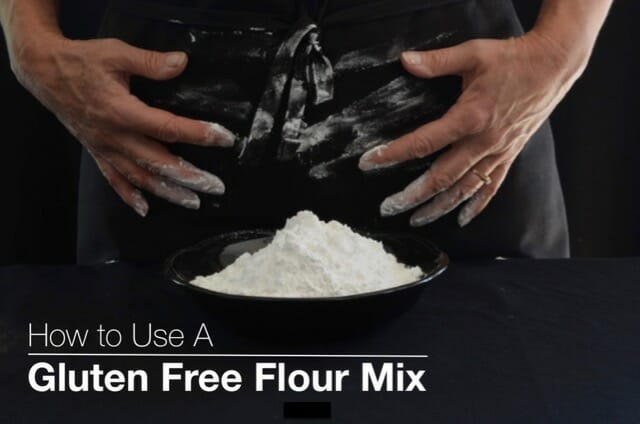 How To Use A Gluten Free Flour Mix