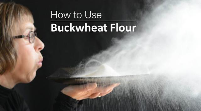 How to Use Buckwheat Flour