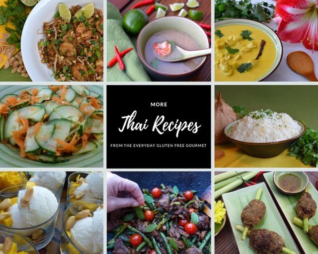 More Thai Recipes