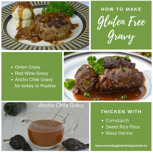 How To Make Gluten Free Gravy