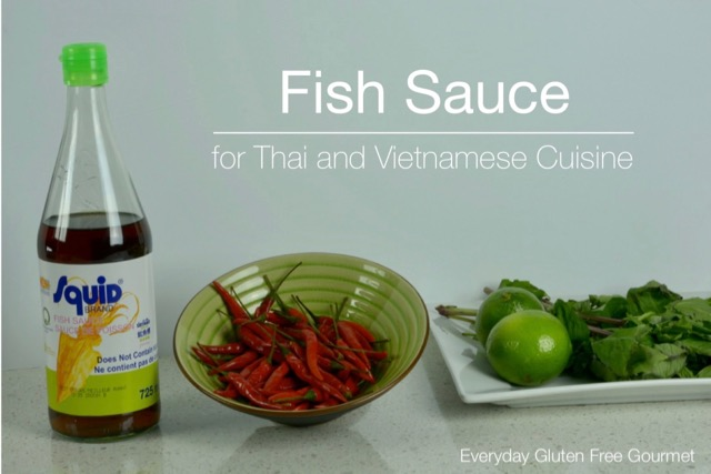 Fish sauce, the essential ingredient for Thai and Vietnamese cuisine.